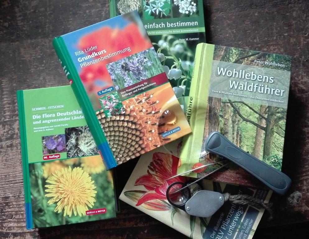 Bücher-Botanik