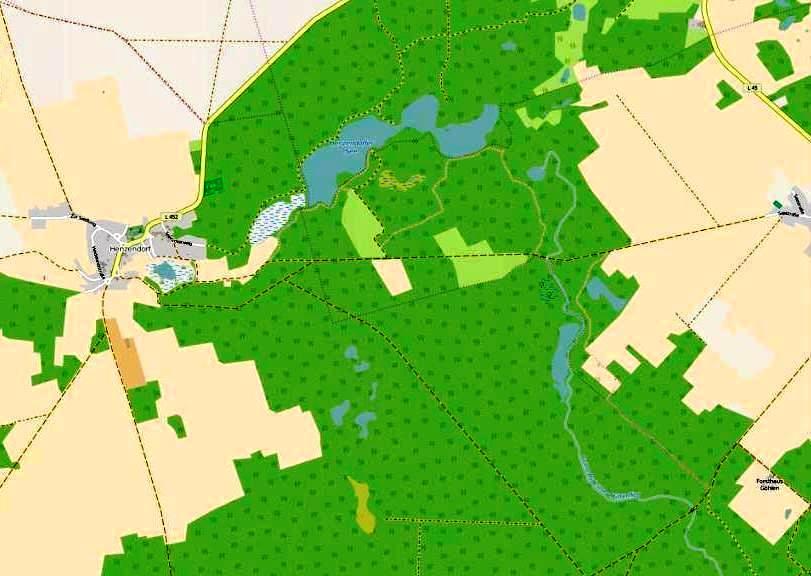 Trautzke-Seen und Moore – Teil 3: Mirjam's topographischeNomenklatur